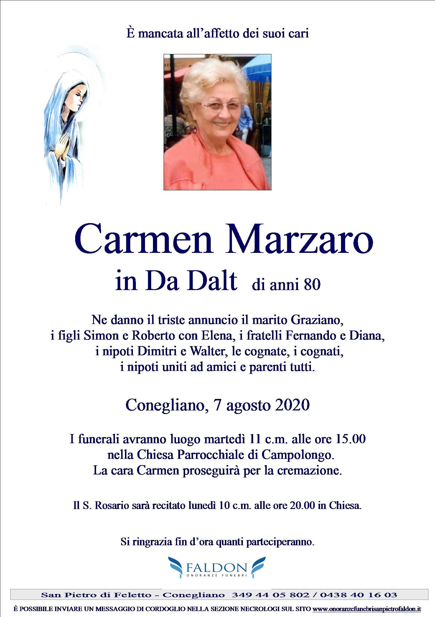 Carmen Marzaro