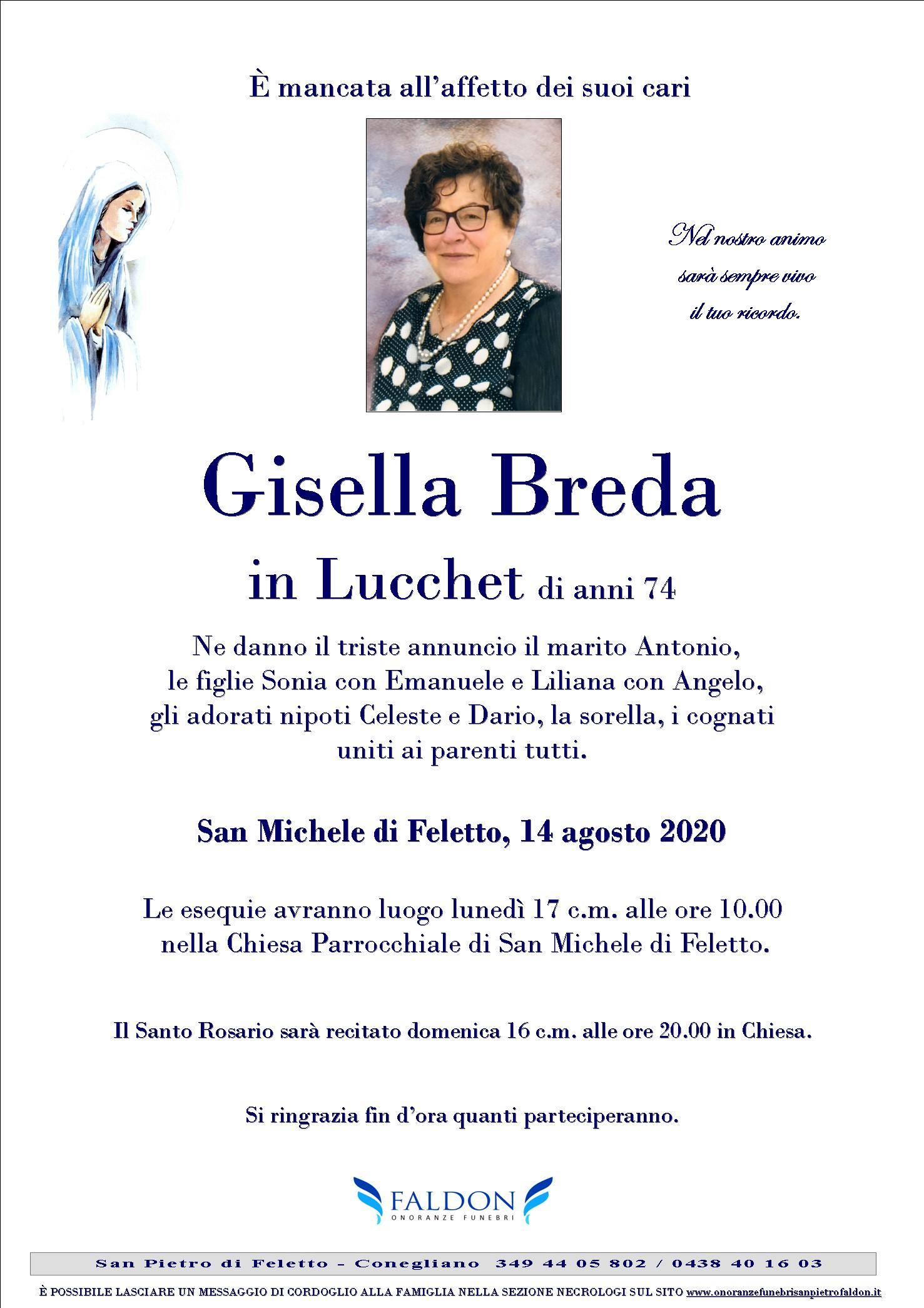Gisella Breda