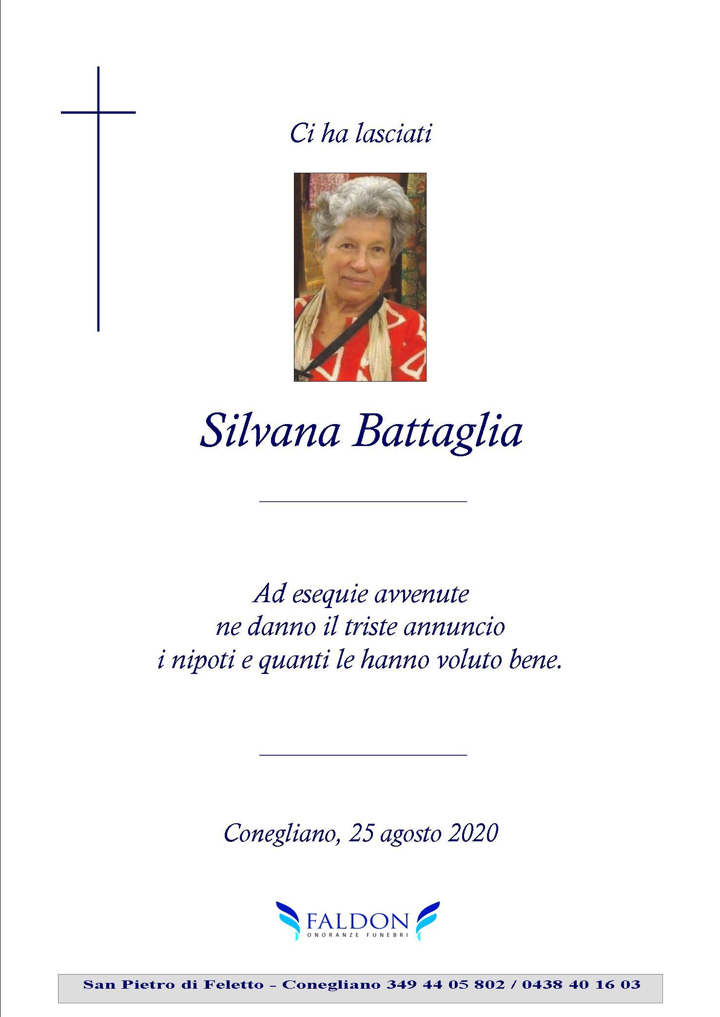 Silvana Battaglia