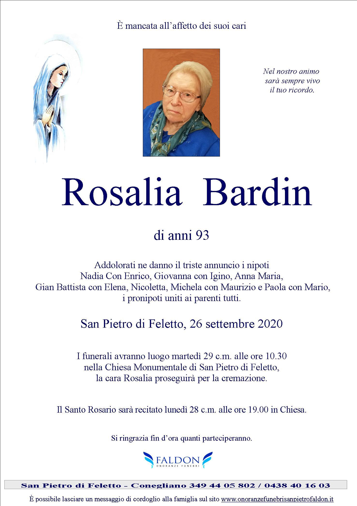 Rosalia Bardin