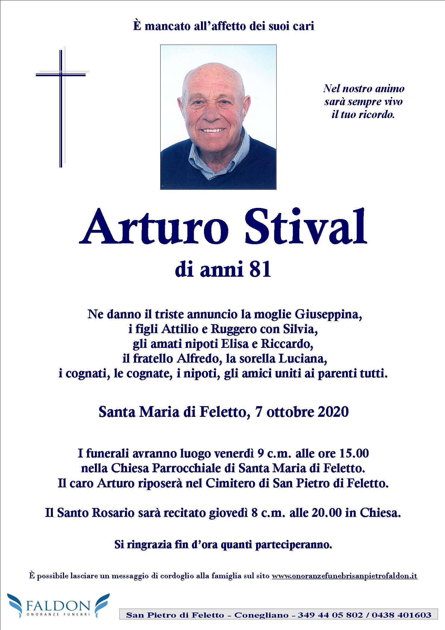Arturo Stival
