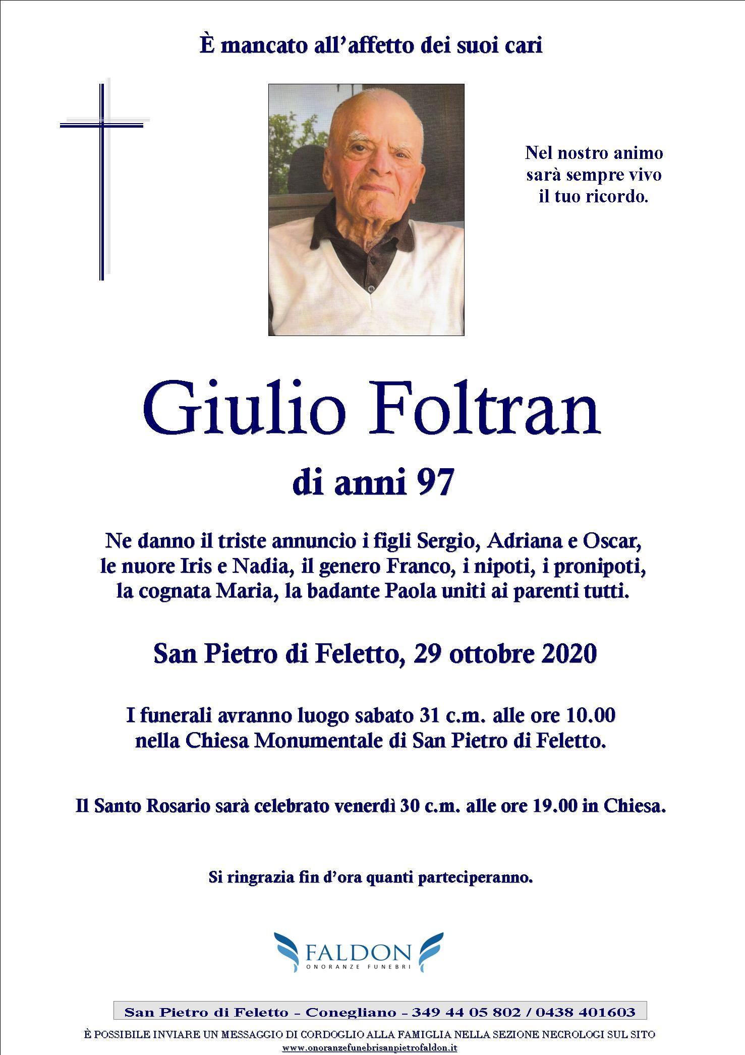 Giulio Foltran
