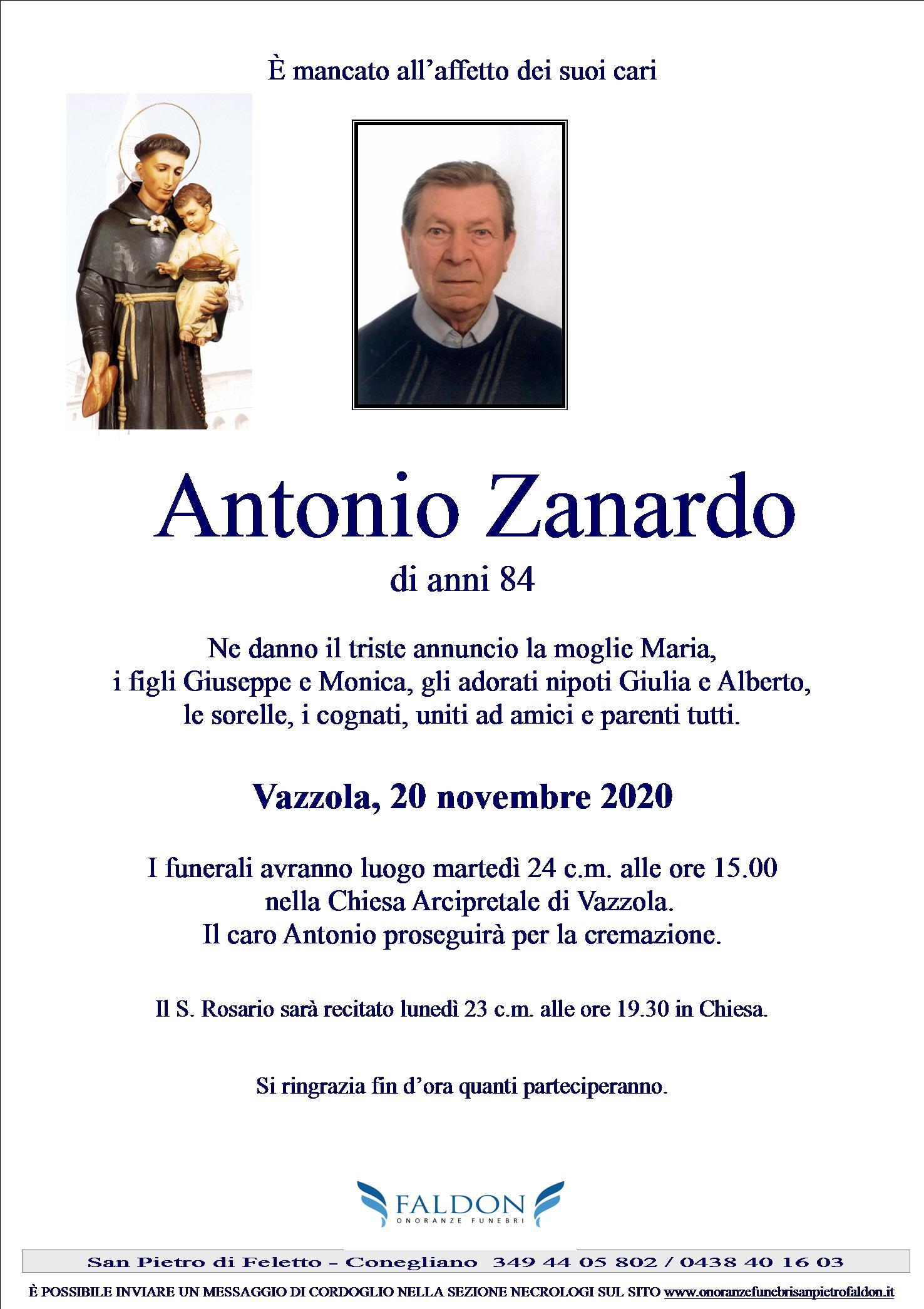 Antonio Zanardo