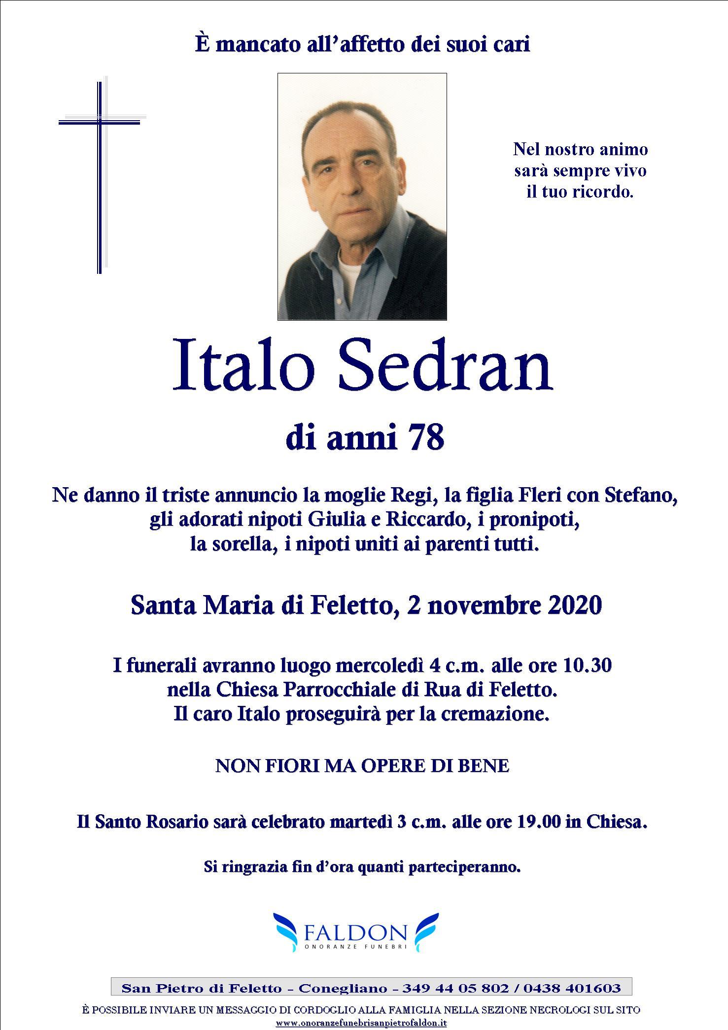Italo Sedran