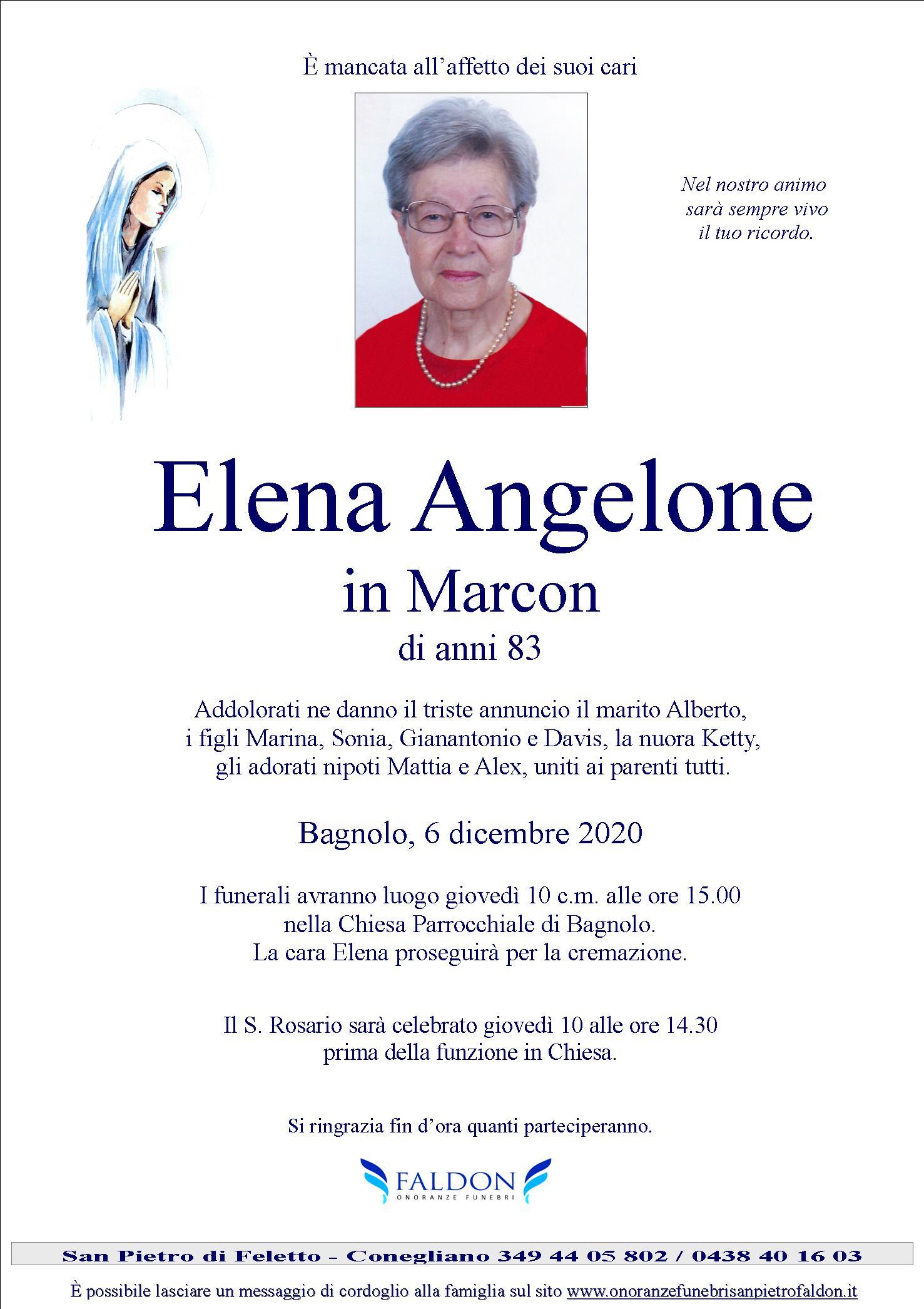 Elena Angelone
