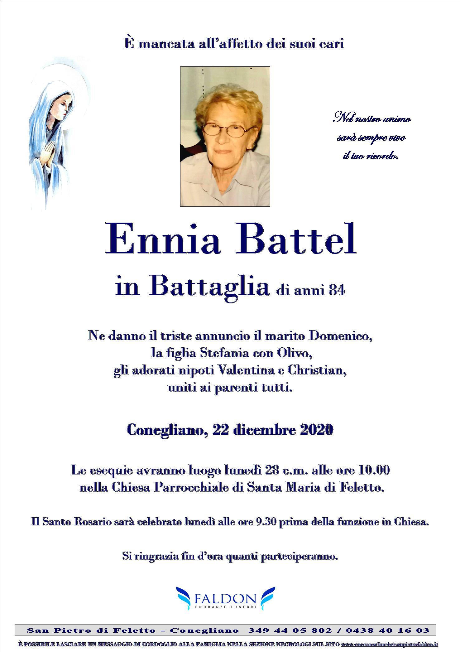 Ennia Battel