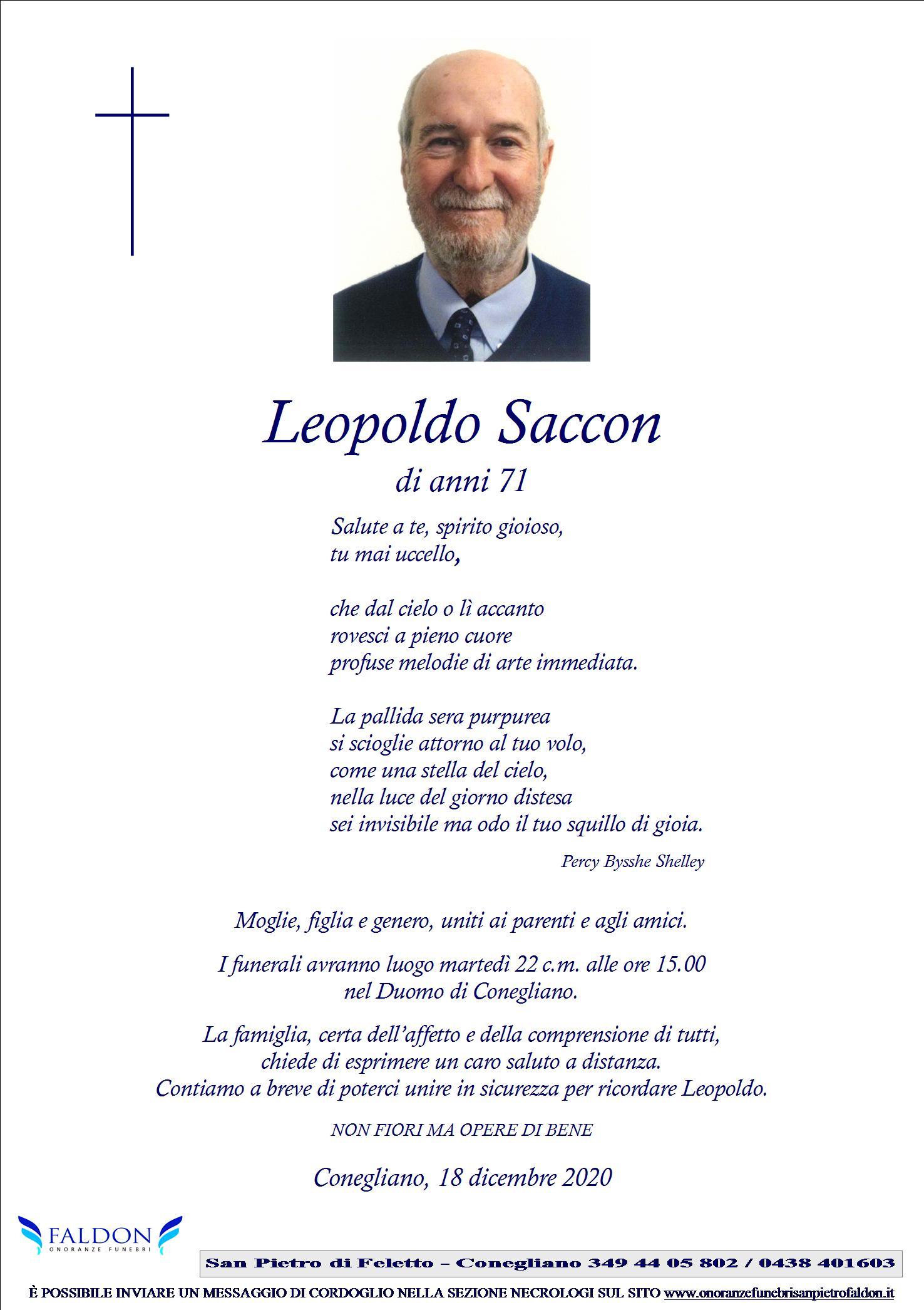 Leopoldo Saccon