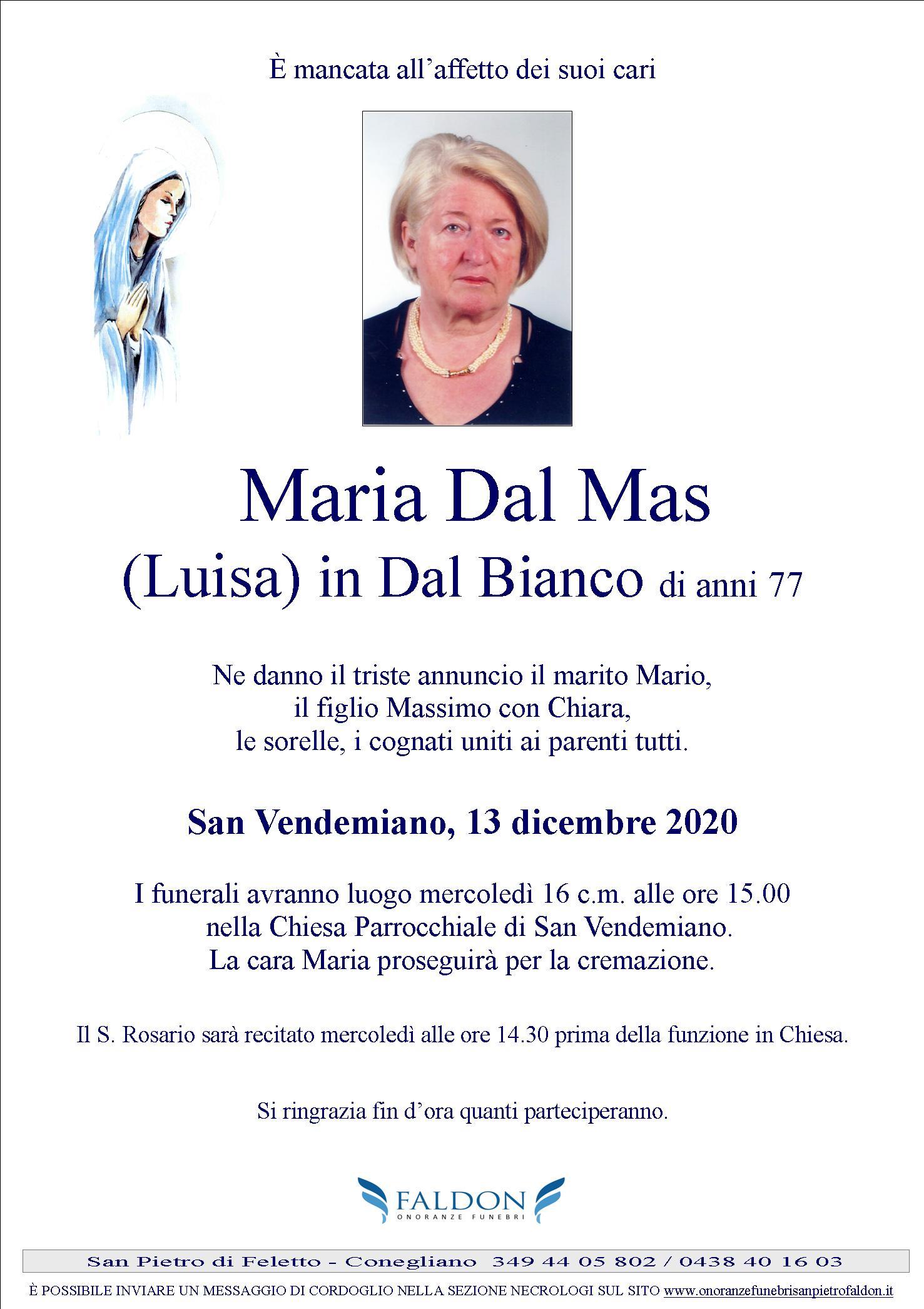 Maria Dal Mas