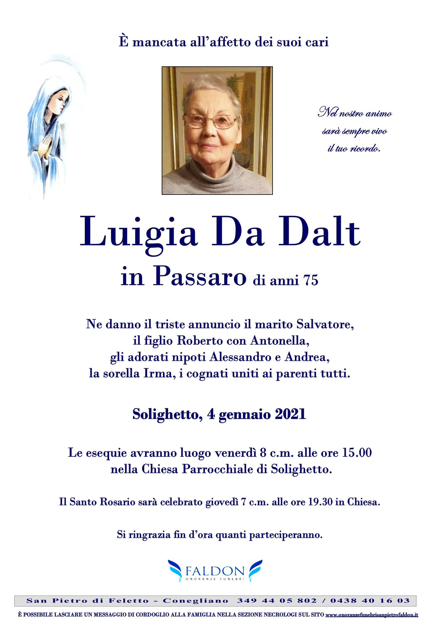 Luigia Da Dalt