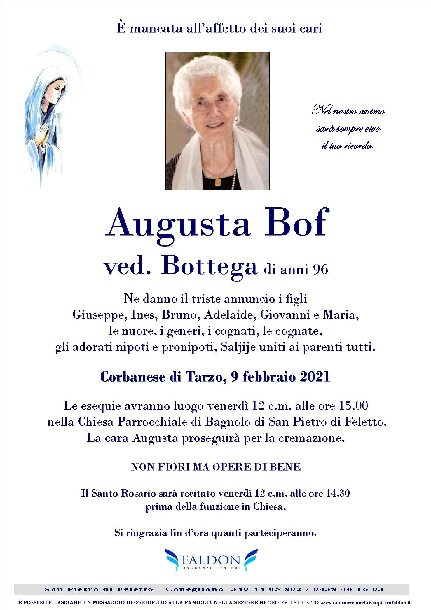 Augusta Bof