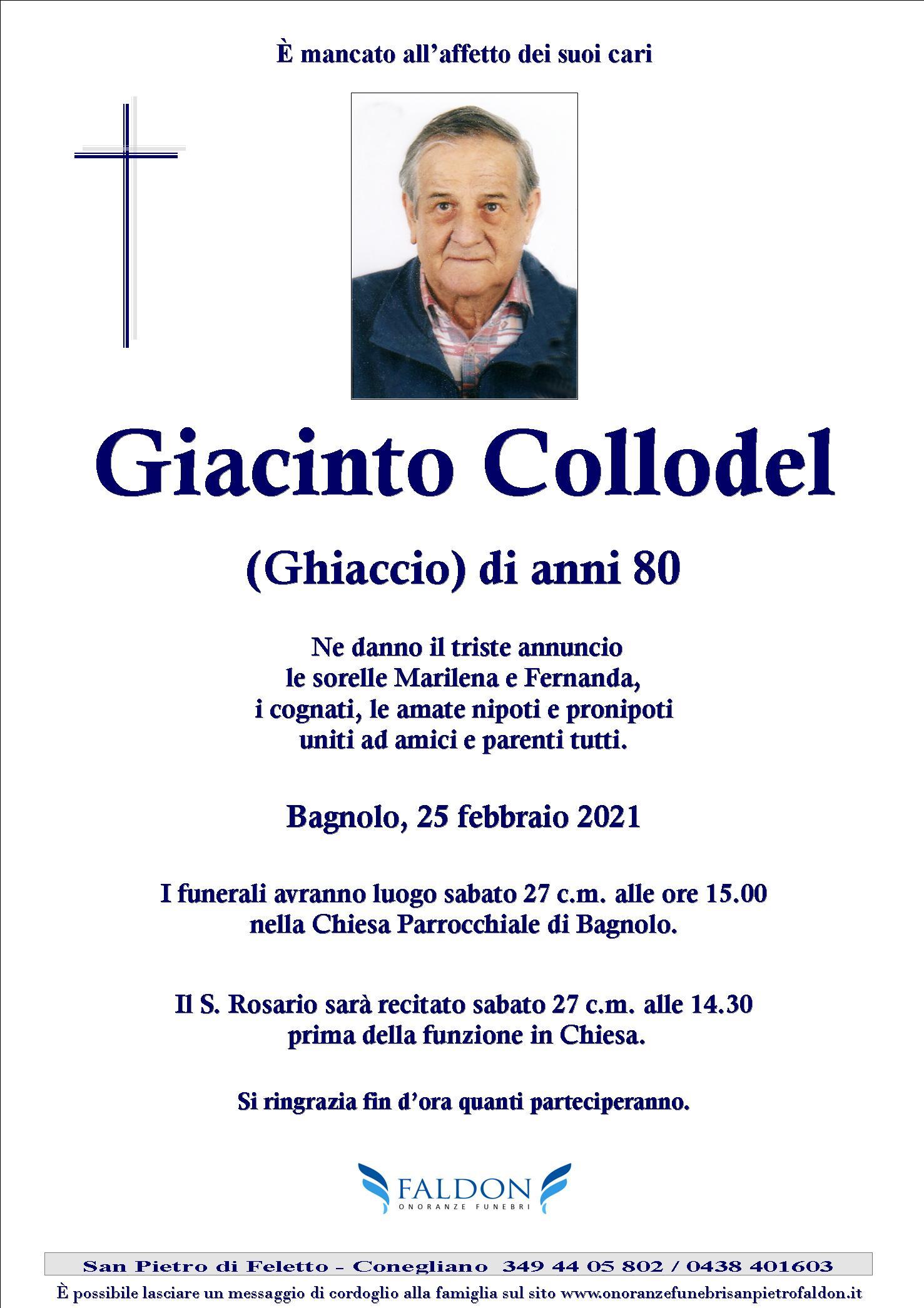 Giacinto Collodel
