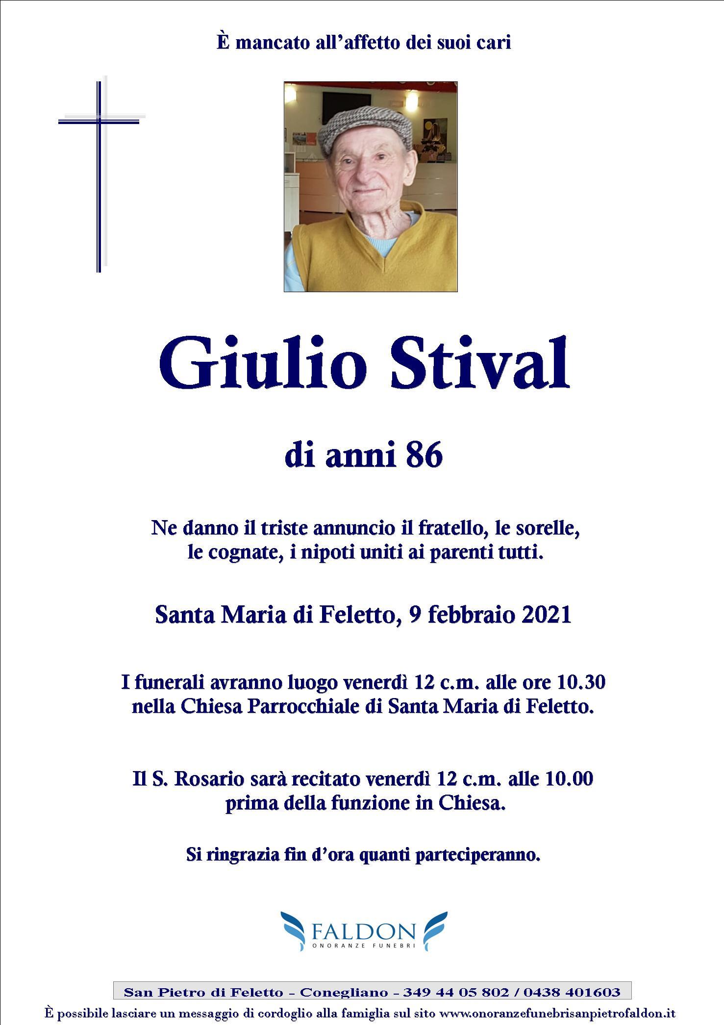 Giulio Stival