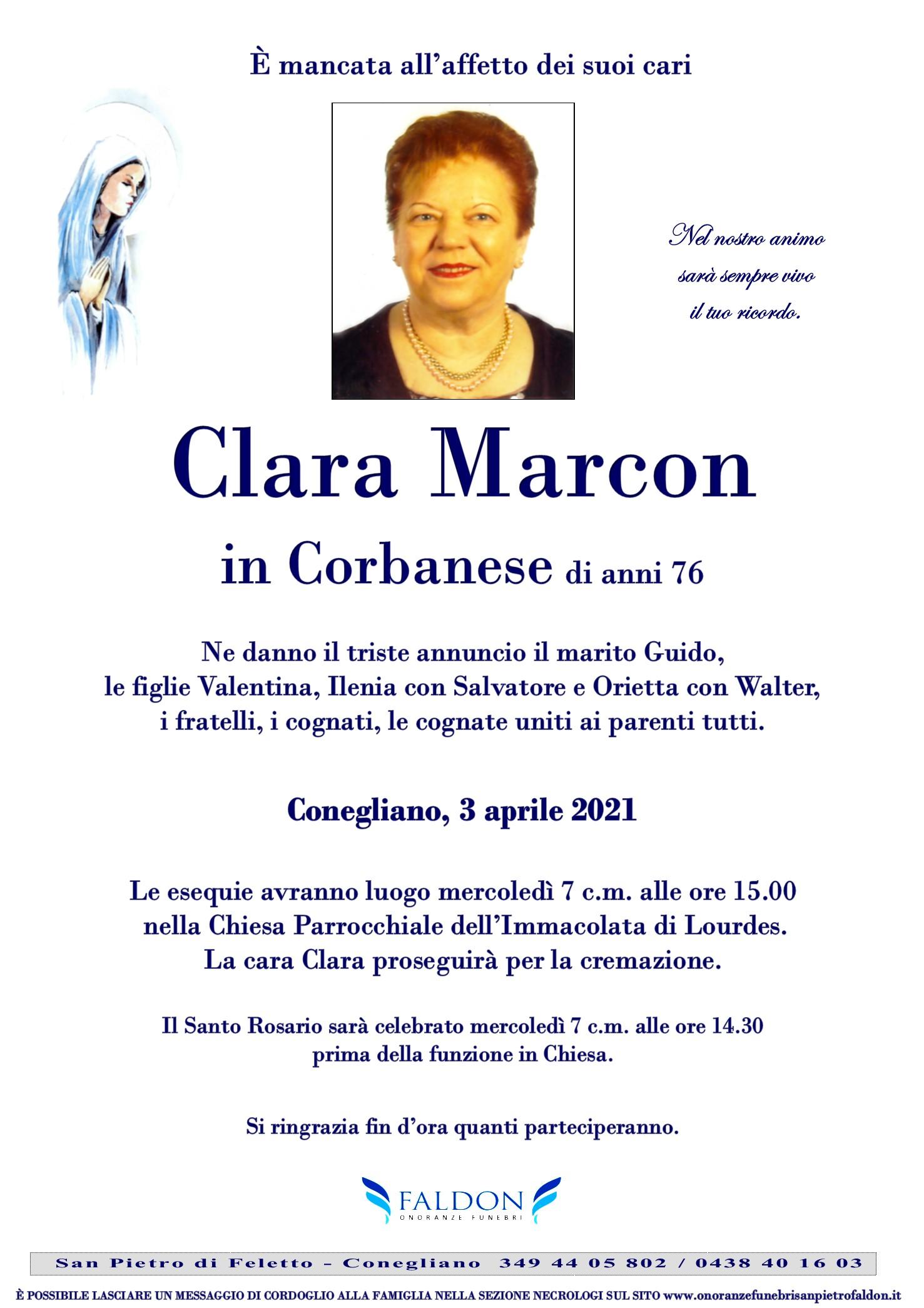 Clara Marcon