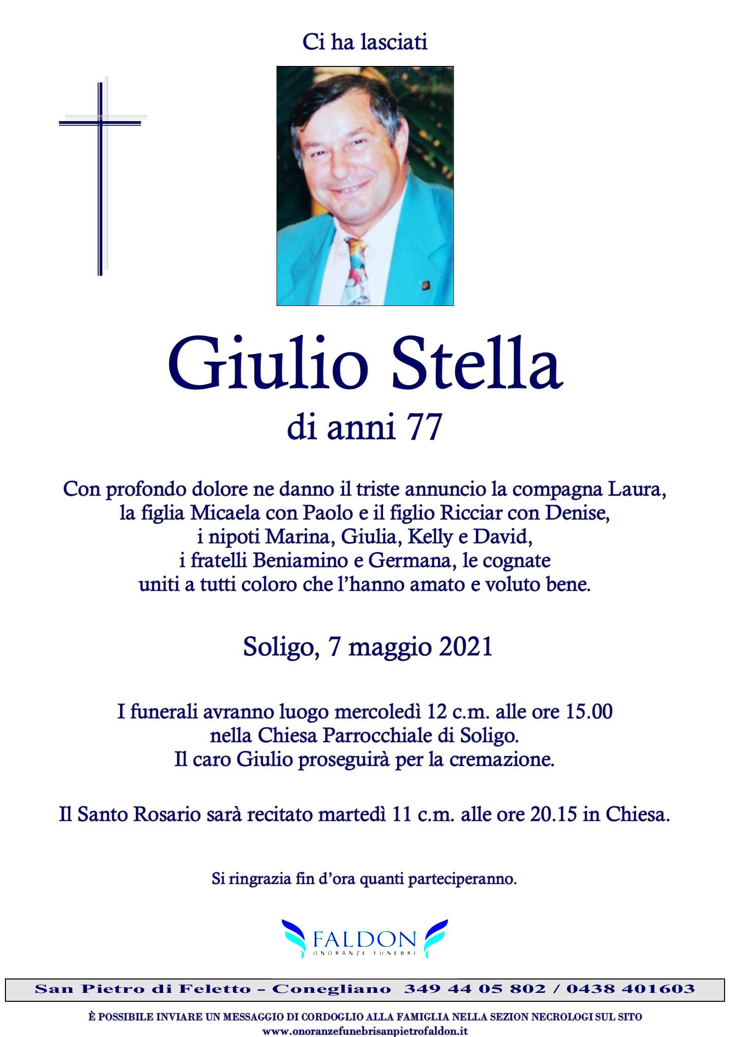 Giulio Stella