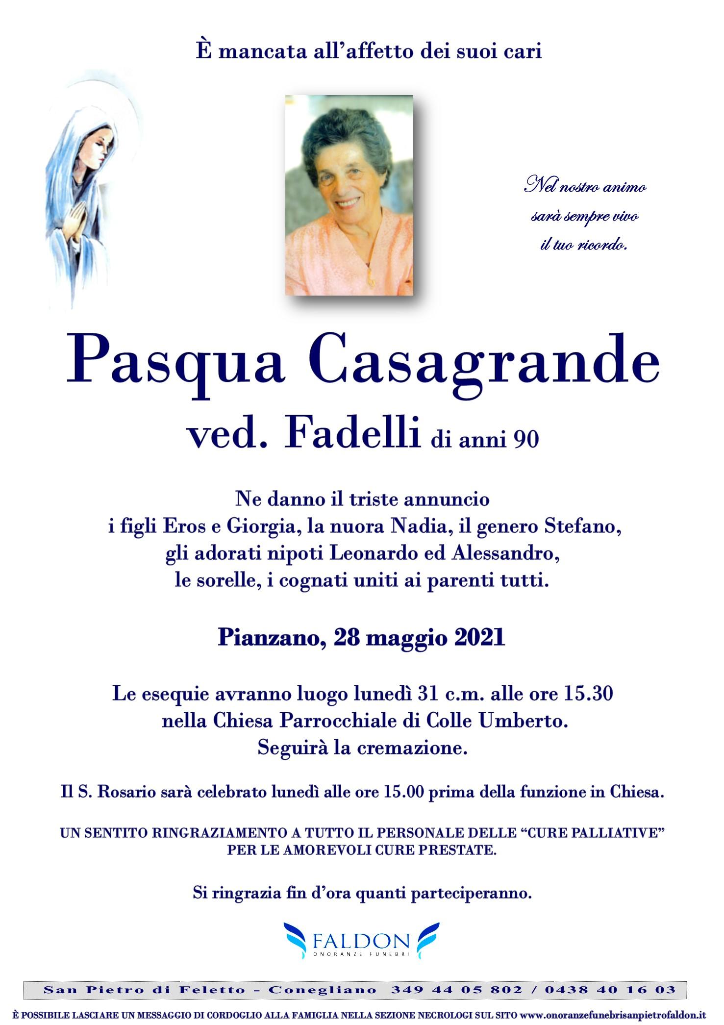 Pasqua Casagrande
