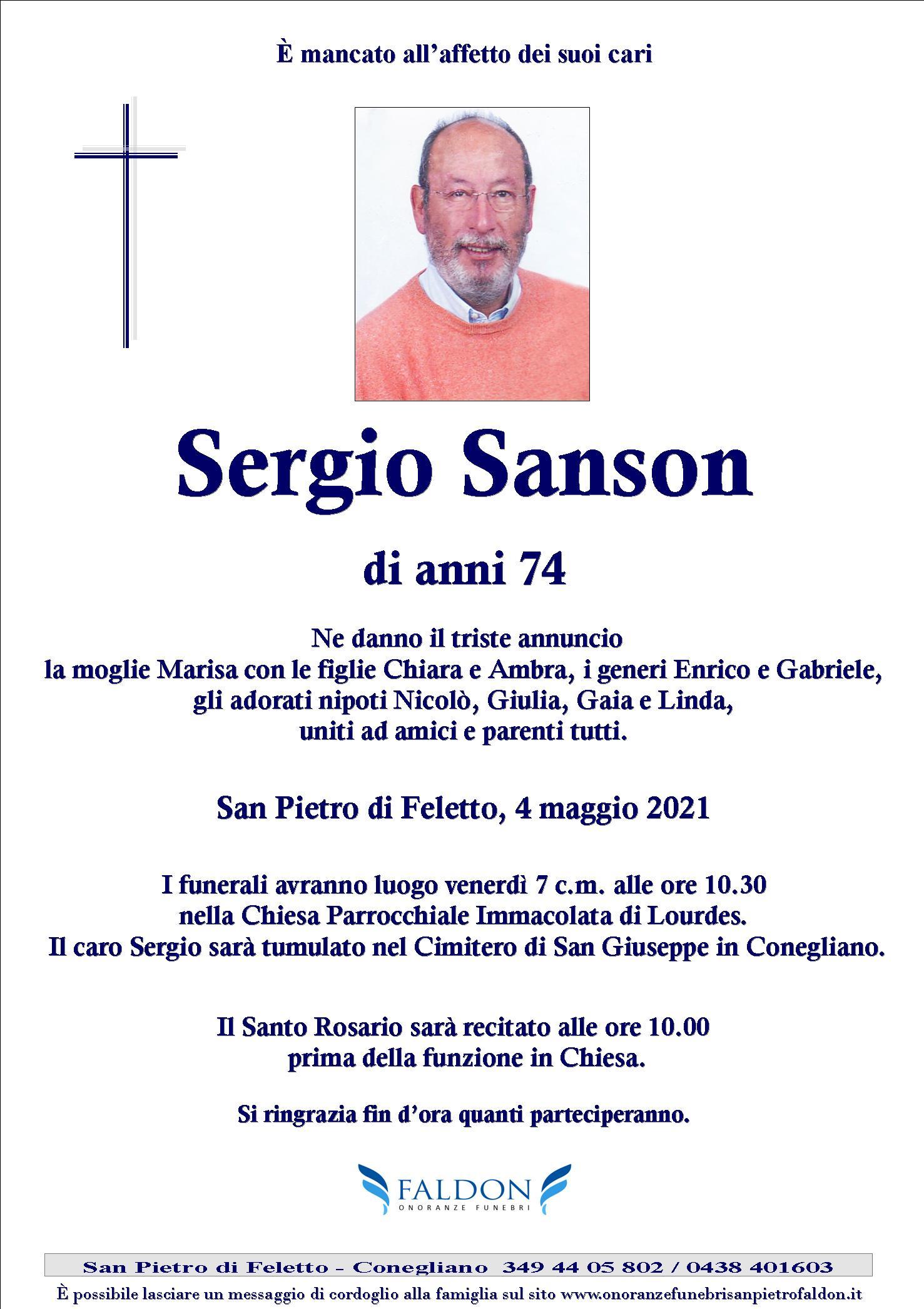 Sergio Sanson