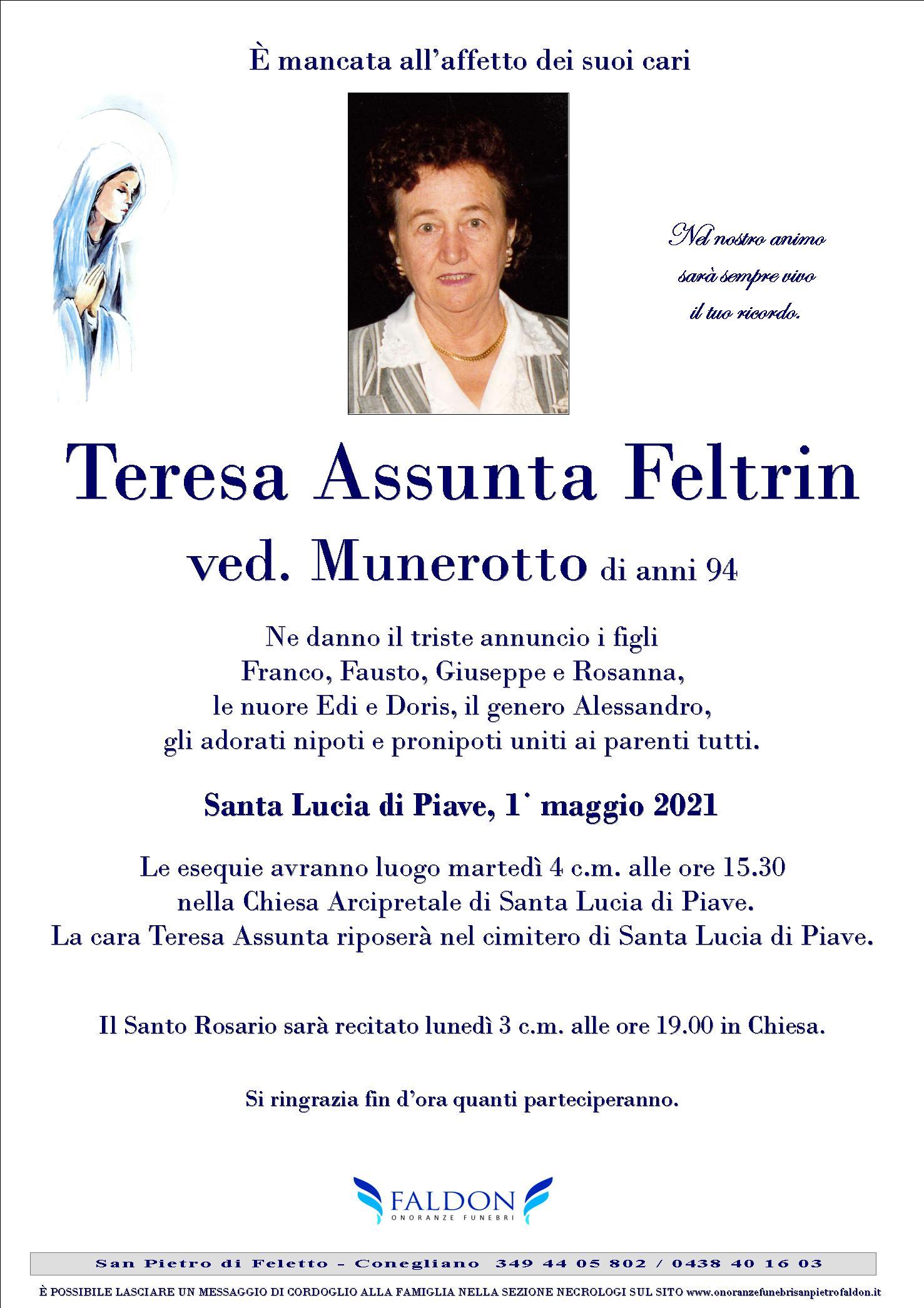 Teresa Assunta Feltrin