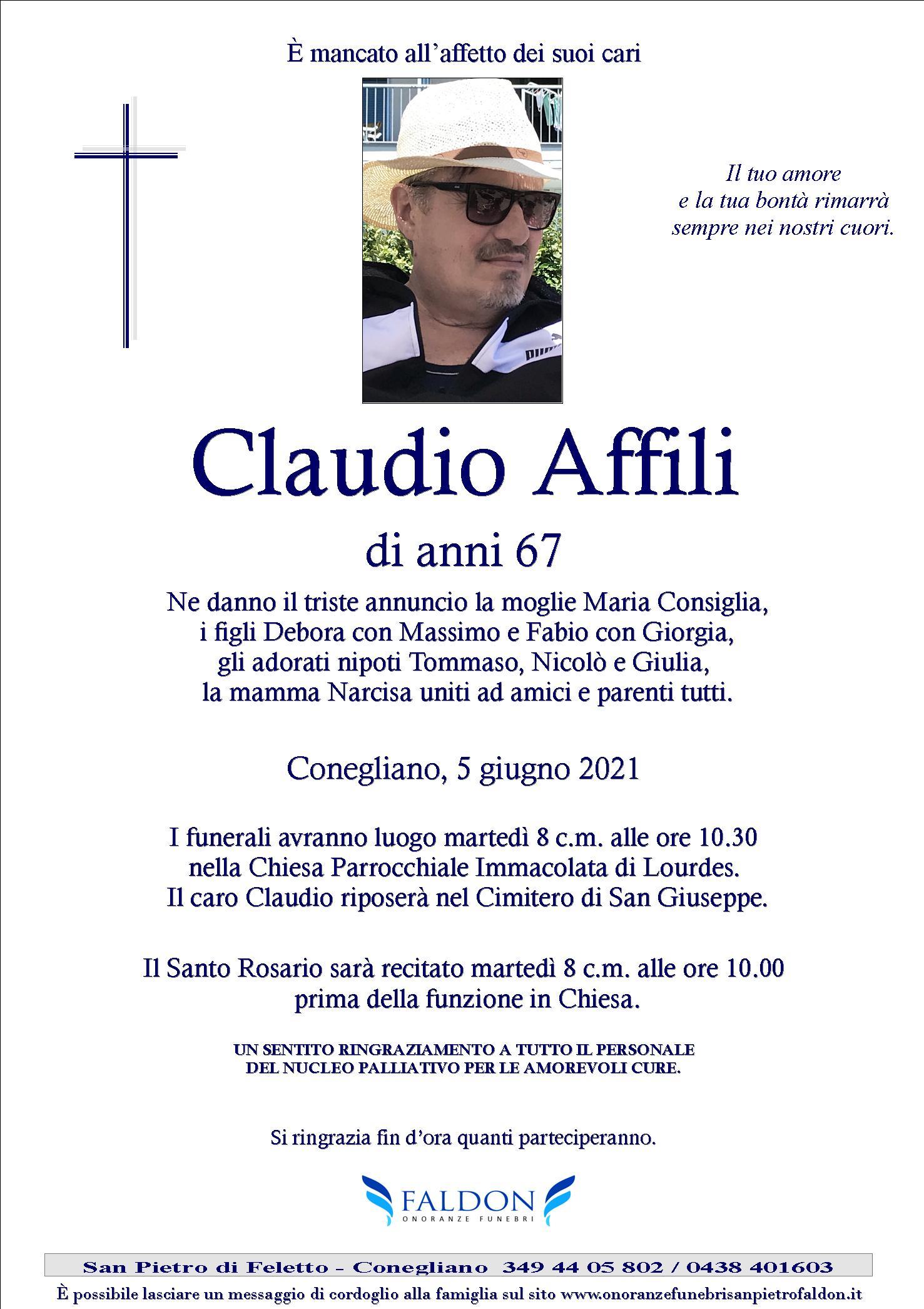 Claudio Affili