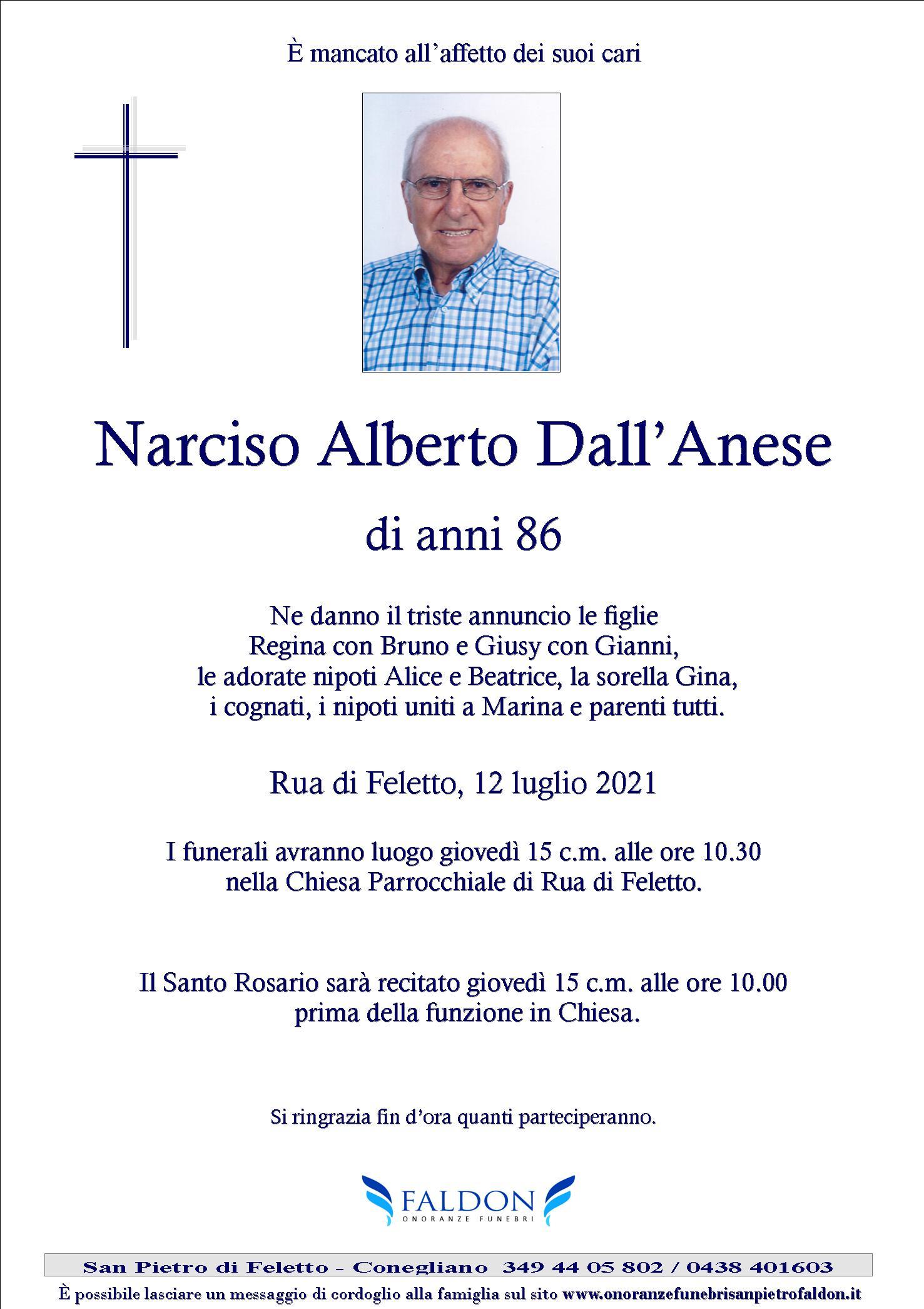 Narciso Alberto Dall'Anese