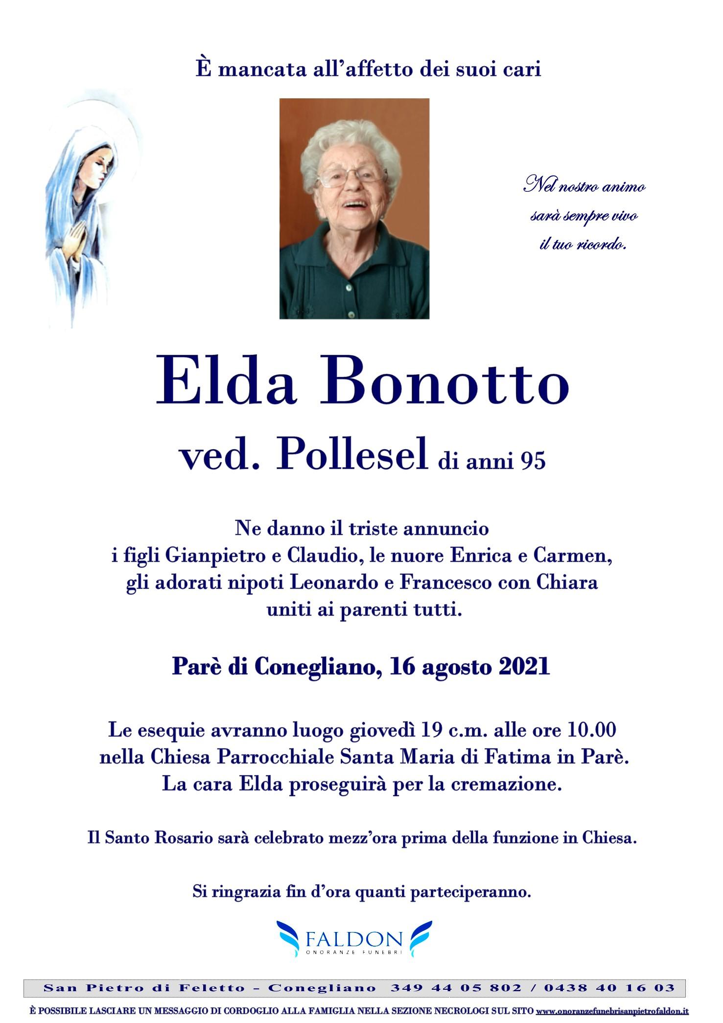 Elda Bonotto