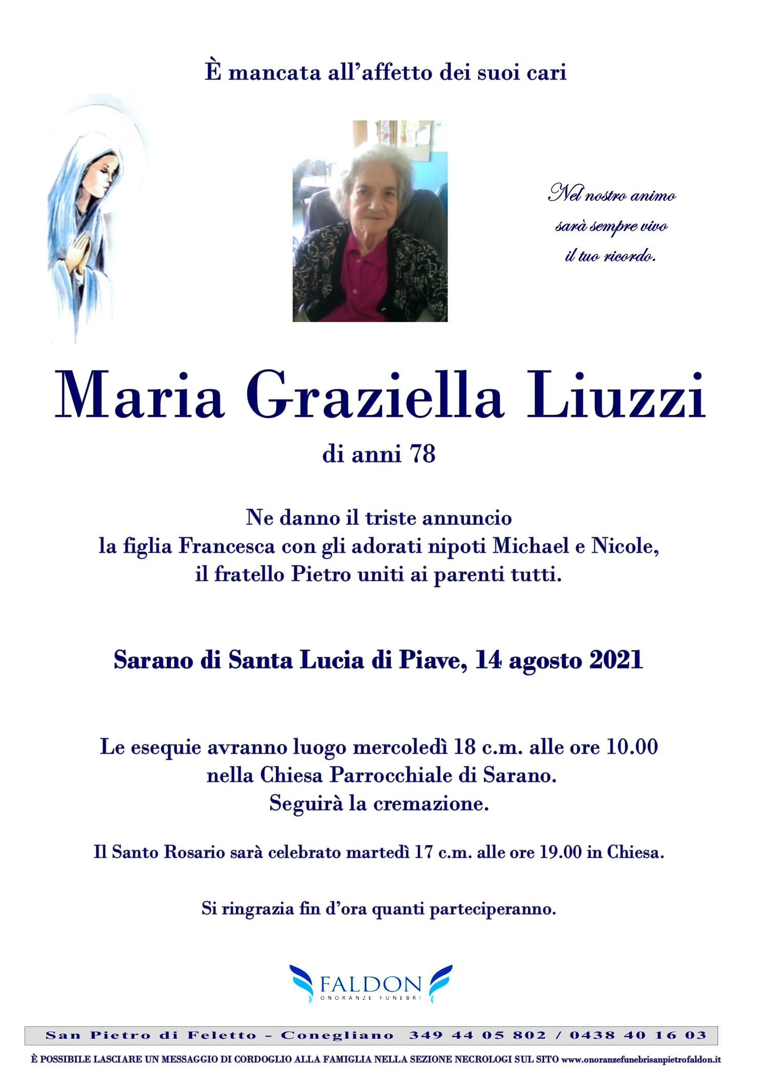 Maria Graziella Liuzzi