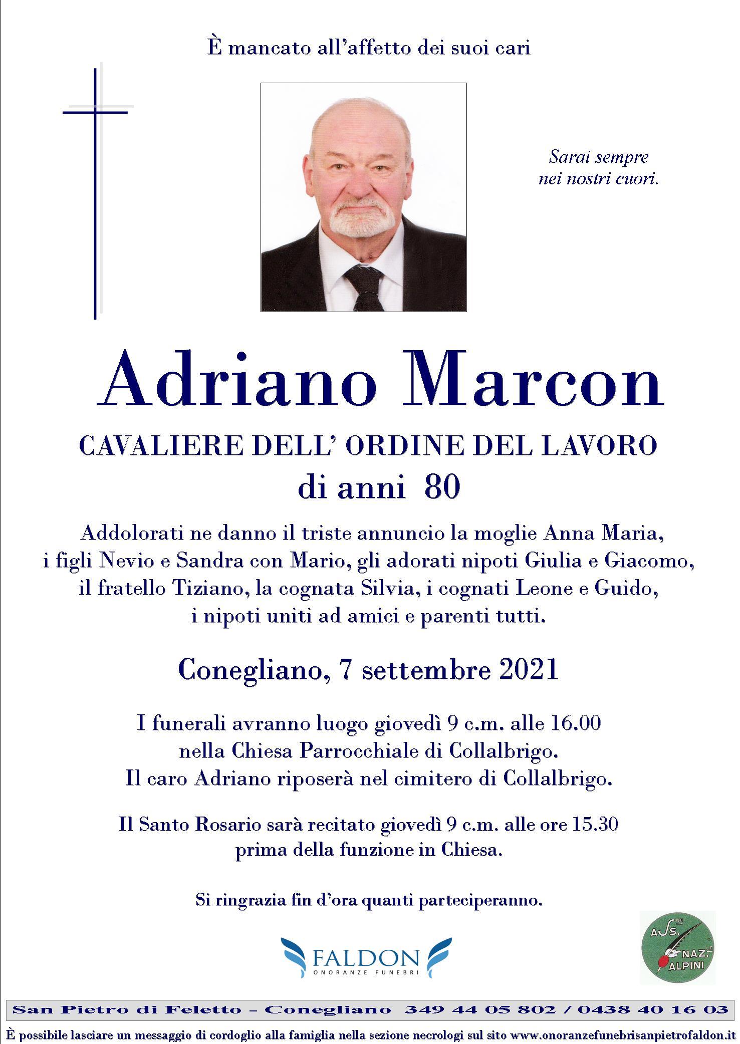 Adriano Marcon