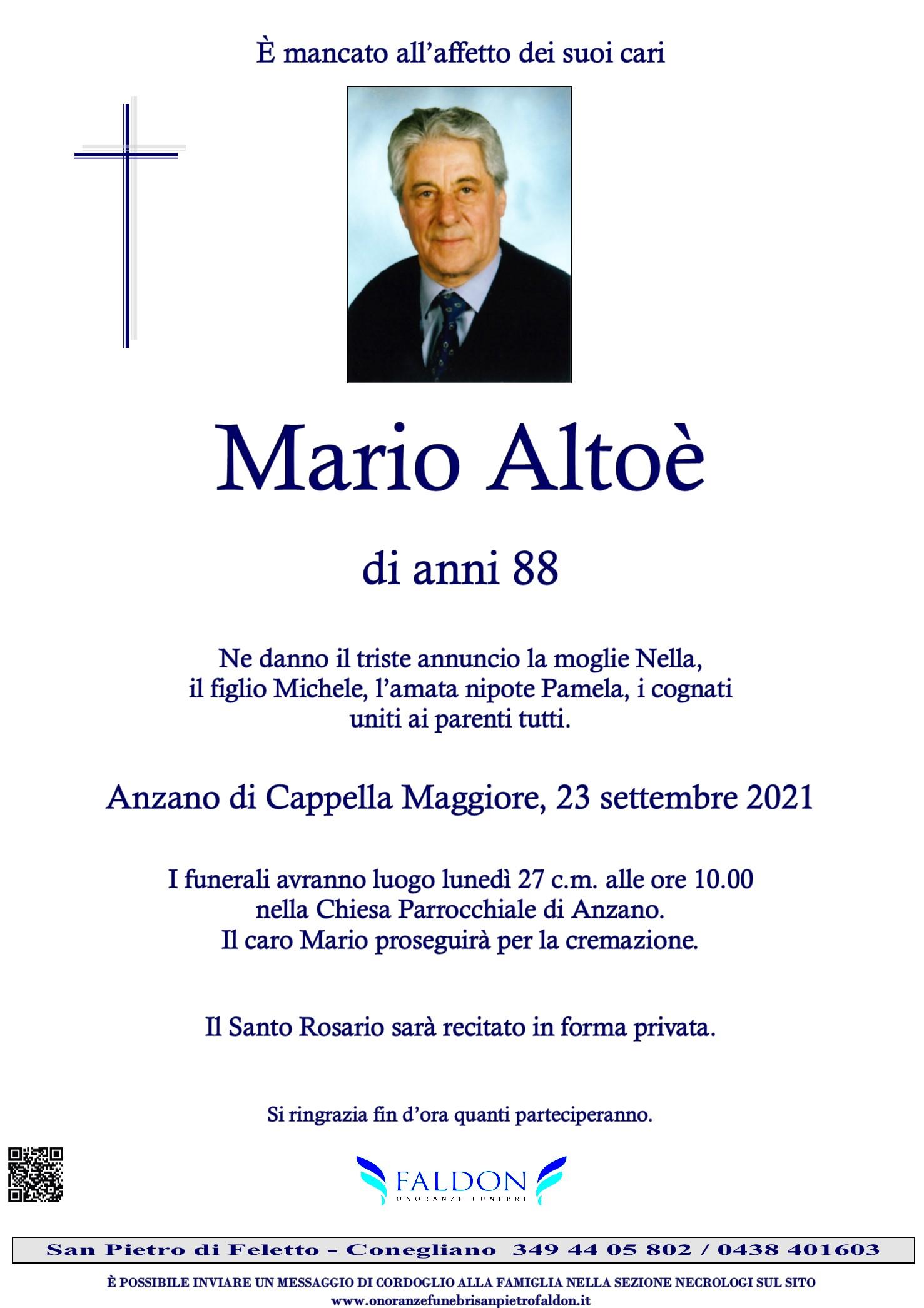 Mario Altoè